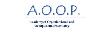 A.O.O.P. Academy of Organizational and Occupied Psychiatry